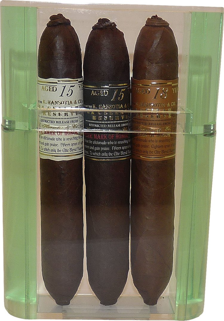 Gurkha XO SET 15 Year / Limitada / 18 Year