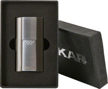 Зажигалка Xikar 506 GM Gunmetal Flash