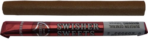 Сигариллы Swisher Sweets Strawberry Mini Cigarillos