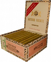 Arturo Fuente Curly Head Delux Double Claro