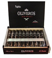 Oliveros All Stars № 5  Boutige Blends