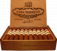 Сигары Casa Turrent 1942 Robusto