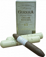 Gurkha Cellar Reserve Hedonism Grand Rothschild 15 Year Tubos