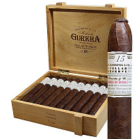 Gurkha Cellar Reserve Prisoner Churchill 15 Years