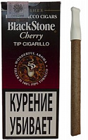 Сигариллы BlackStone Cherry Tip Cigarillo