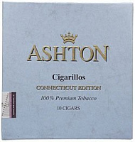 Сигариллы Ashton Cigarillos Connecticut Edition