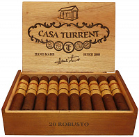 Сигары Casa Turrent 1901 Robusto