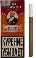Сигариллы King Edward Cherry Tip Cigarillos