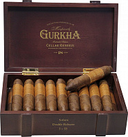 Gurkha Cellar Reserve Solara Double Robusto 18 Years